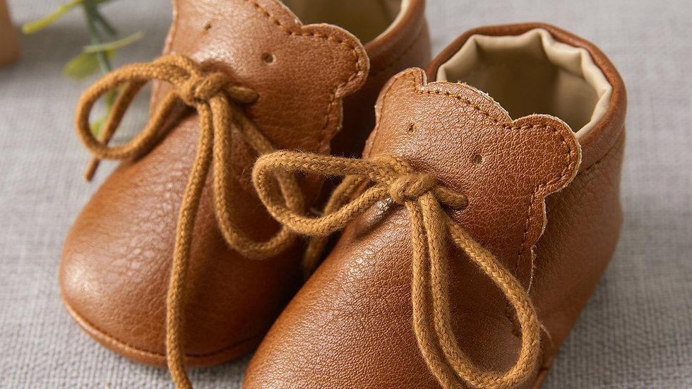 Baby / Toddler Cute Cartoon Bear Prewalker Shoes