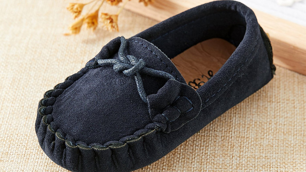 Toddler / Kid Solid Retro Casual Shoes