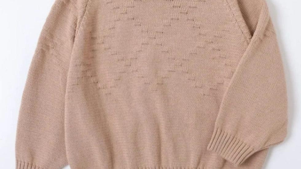 Ophelia Cotton Knit Jumper