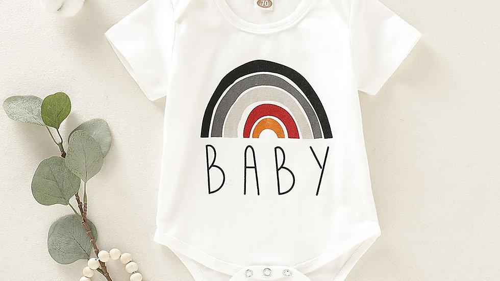 Baby Rainbow Onesie