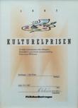 Ulla Houe - Modtager af kulturprisen 1997