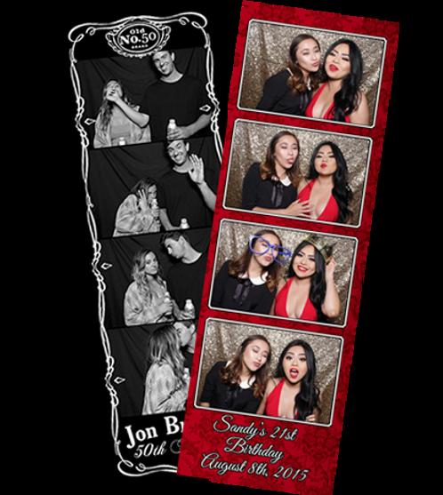 Photo Booth Strip