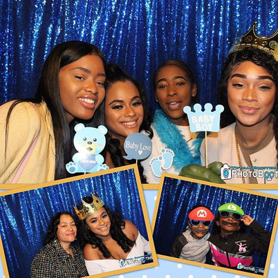 Your Baby Boy Deserves a Photo Booth Too