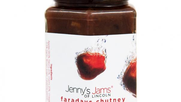 Faraday Chutney - A spiced apple chutney