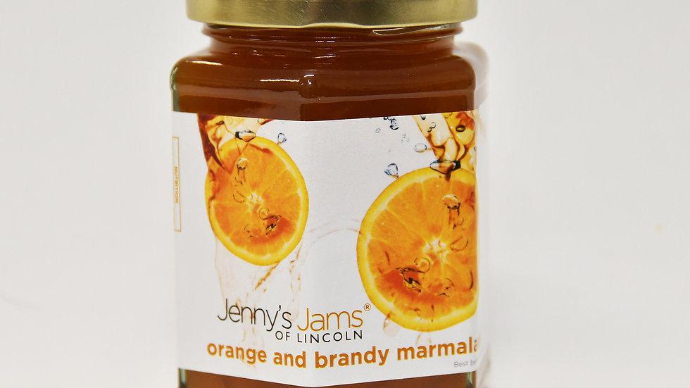 Orange and Brandy Marmalade