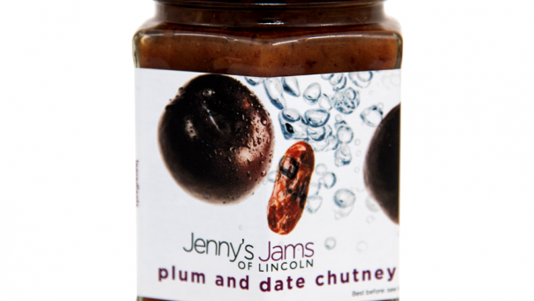 Plum and Date Chutney