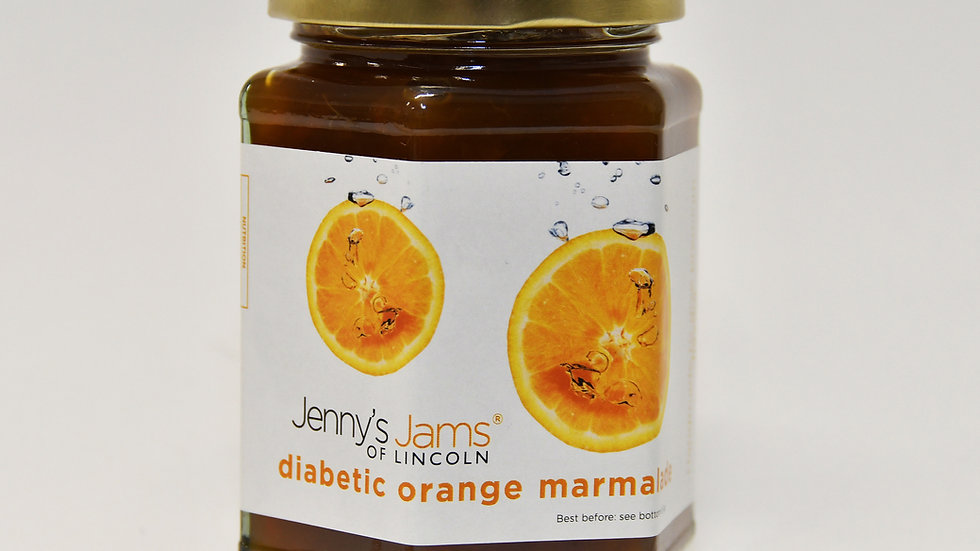 Diabetic Orange Marmalade