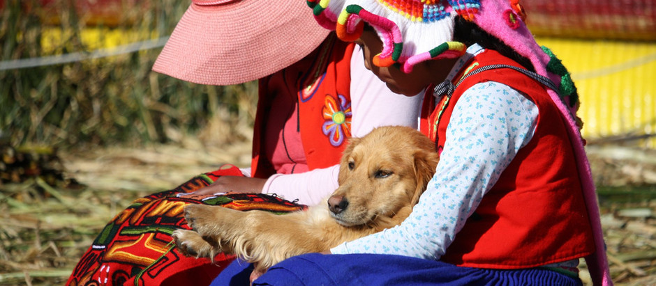 PERU' E BOLIVIA di Marzia Sciortino