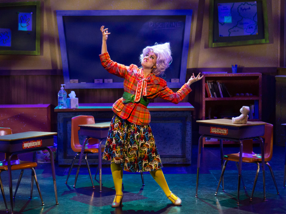 Sideways Stories From Wayside School, photo by Blueprint Film Co