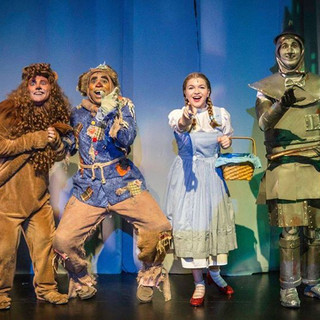 The Wizard of Oz, photo by Blueprint Film Co