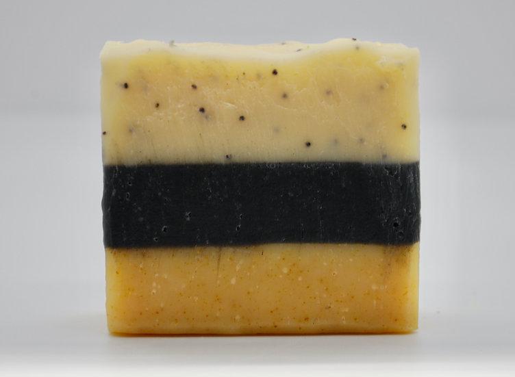 Lemon Charcoal Hand Soap