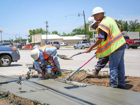 Houston area leads the country in construction growth
