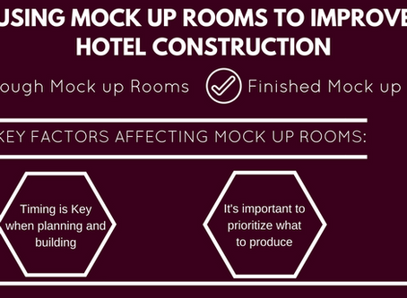 Importance Of Mock Up Rooms In The Hospitality Industry