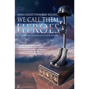 We Call them HEROES DVD