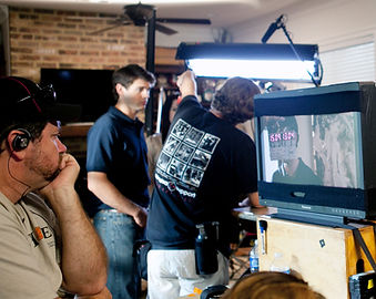 R-Squared Productions on the set of New Hope