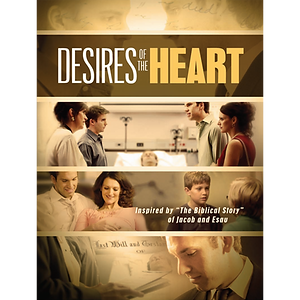 Desires of the Heart DVD
