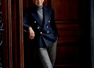 CFDA Salutes Ralph Lauren.