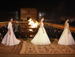 Dior in Marrakech