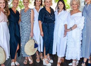 A Stylish Launch for Coastal Resortwear at Medley Cafe Brisbane