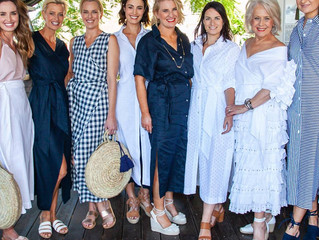 A Stylish Launch for Coastal Resortwear at Medley Cafe Brisbane