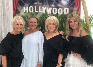 Oscars 2019 Garden Party at JoJo's