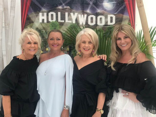 Oscars 2019 Garden Party at JoJo's