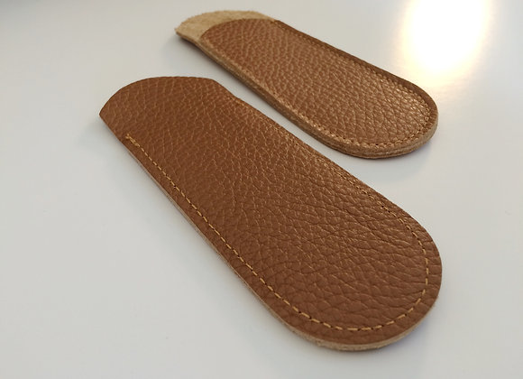 Leather Contact Sleeves