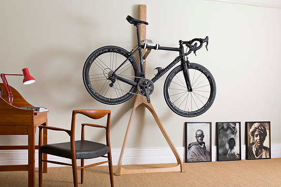 Wishbone - Wall Supported Bike Stand