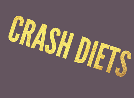 4 Crash Diets That Will Derail Personal Training Efforts