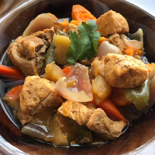 Healthy Harvest Stew