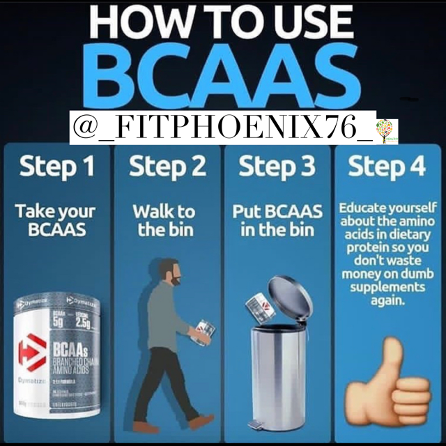 How to use BCAAS