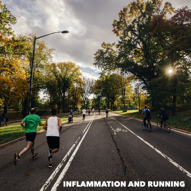 Anti-Inflammatory Foods for Runners