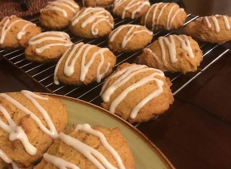 Pumpkin Breakfast Cookies!