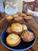 Cranberry Sauce Muffins