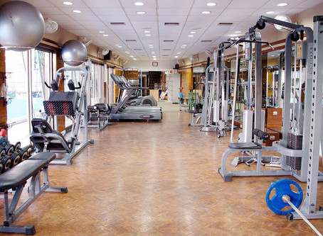 GYM ANXIETY: WHAT IT IS AND HOW TO GET OVER IT!