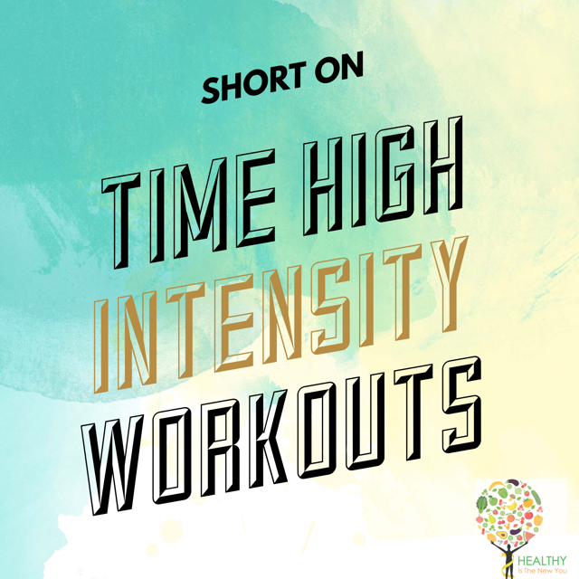 Short on Time High Intensity Workouts