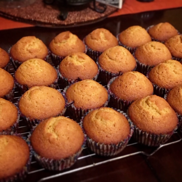 Low Cal Pumpkin Muffins