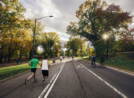 Where to Begin as a New Runner!