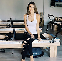 Beth Seitz, studio owner and instructor.
