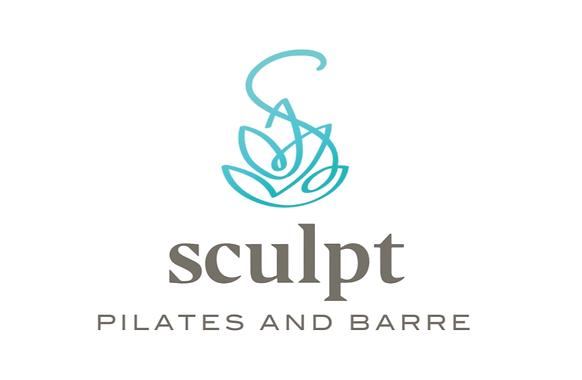 Sculpt Pilates studio logo.