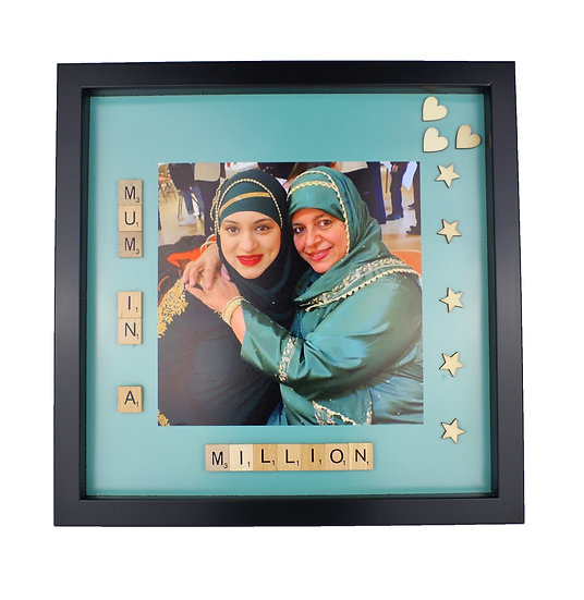 """12x12"""" Special Occassion Scrabble Frame"""