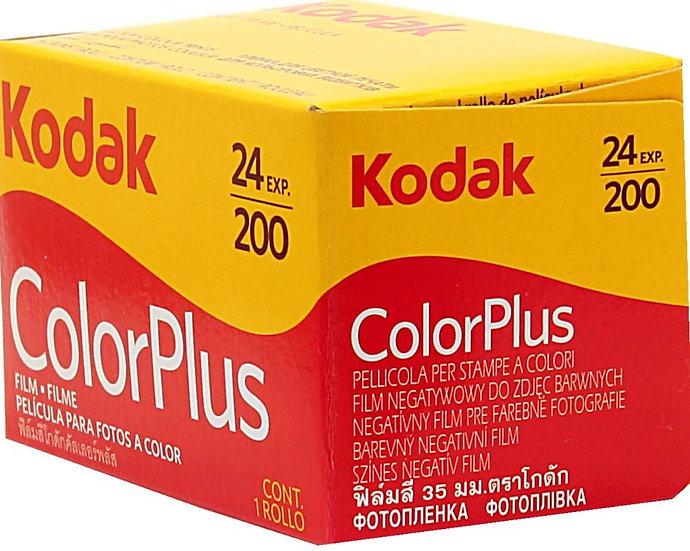Kodak Colorplus 35mm Colour Film