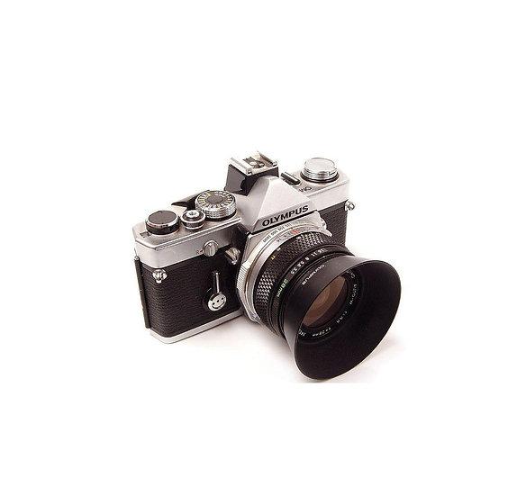 Olympus OM-1n 50mm f1.8