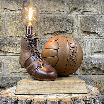 The Football Lamp