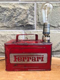 The Small Ferrari Can