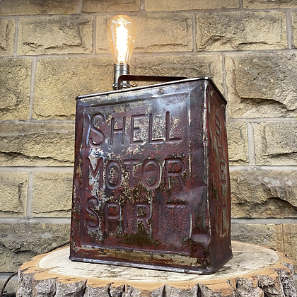 The Shell Oil Can