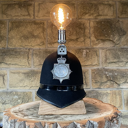The Police Lamp