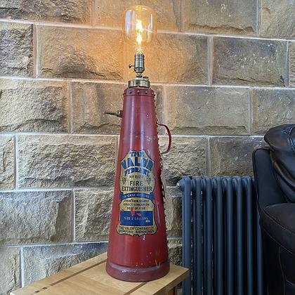 The Valor Extinguisher