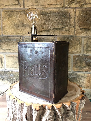 The Pratts Oil Can