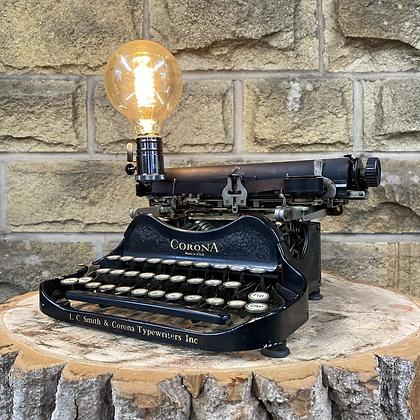 The Corona Typewriter